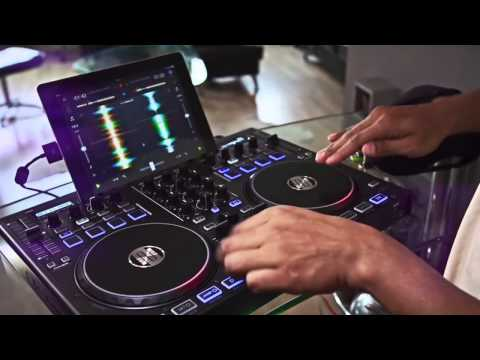 Reloop Beatpad for DJAY 2: Performance Showcase featuring DJ Angelo