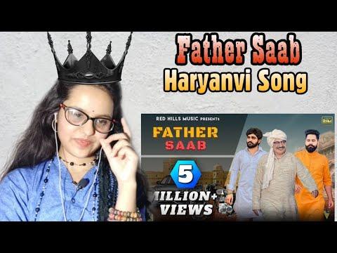 Father Saab | Khasa Aala Chahar | Raj Saini | New Haryanvi Songs Haryanavi 2019 | Reaction | review!