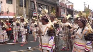 Entrada de la Familia Ipial - Carnaval Multicolor de la Frontera, Ipiales 2015