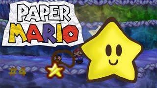 Paper Mario capítulo 4: Entrenando comandos de acción