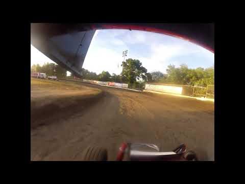 Plaza Park Raceway 4/26/19 Jr Sprint Qualifying Ty GoPro