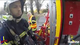 Formation chef d'agrès- chef d'équipe Pompiers du SDIS 26 épisode 2