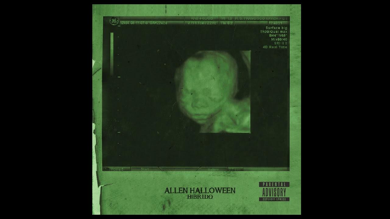 ALLEN HALLOWEEN - YOUTH (VERSÃO VINIL)