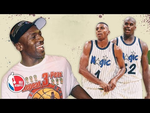 The Shaq-Penny Magic bounced MJ from the playoffs. So he destroyed them | Bulldozed