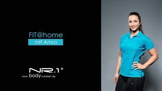 Fit @ Home : Warm-Up mit unserer Amra