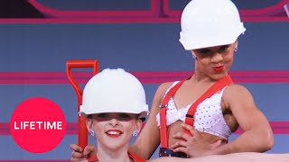 "Dance Moms: Duet Dance - ""Dig It"" (Season 3) | Lifetime"
