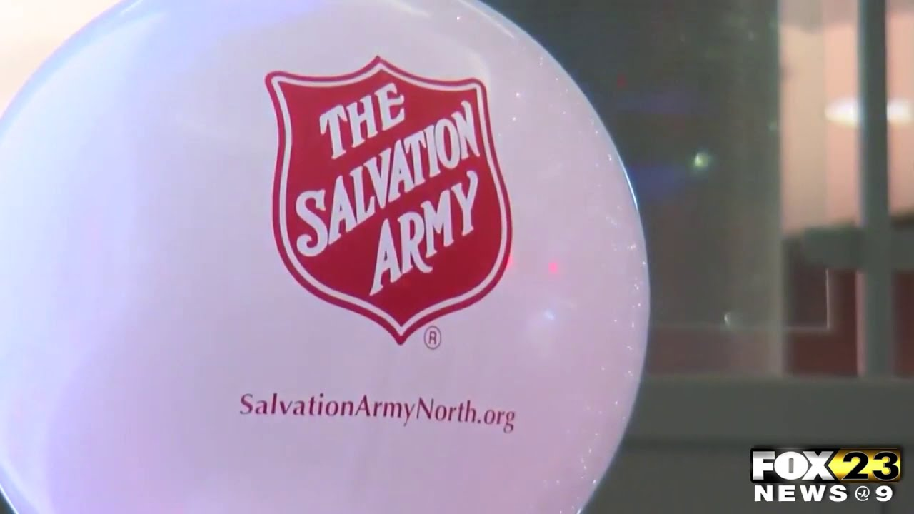 Salvation Army adds online option to donate