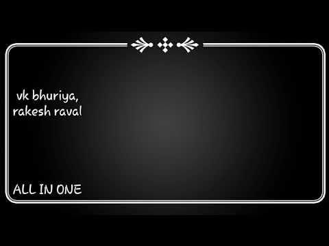 Vk Bhuriya || New Gujarati Timli Song || 2019 || Mix By Rb