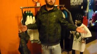 Giacche da Uomo Urban Classics : Abbigliamento sportivo maschile invernale