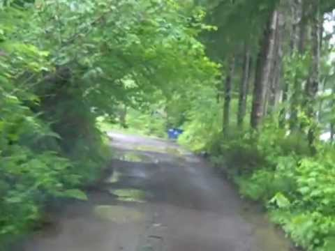 The REAL Route to THE Cullen HOUSE IN FORKS WA. & The REAL Route to THE Cullen HOUSE IN FORKS WA. - YouTube