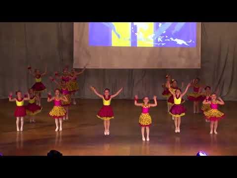22  «Модняшки» Танцевальная студия «Эста» ASIA DANCE 2017