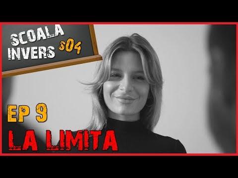 SCOALA INVERS (S04 / EP9 – LA LIMITA) (guest: Ana Baniciu)