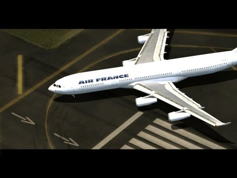 FSX Movie | Welcome aboard!
