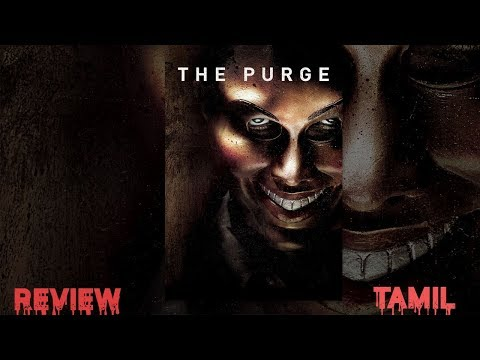 Horror Movie | The Purge Movie Review | Tamil | All1tamil