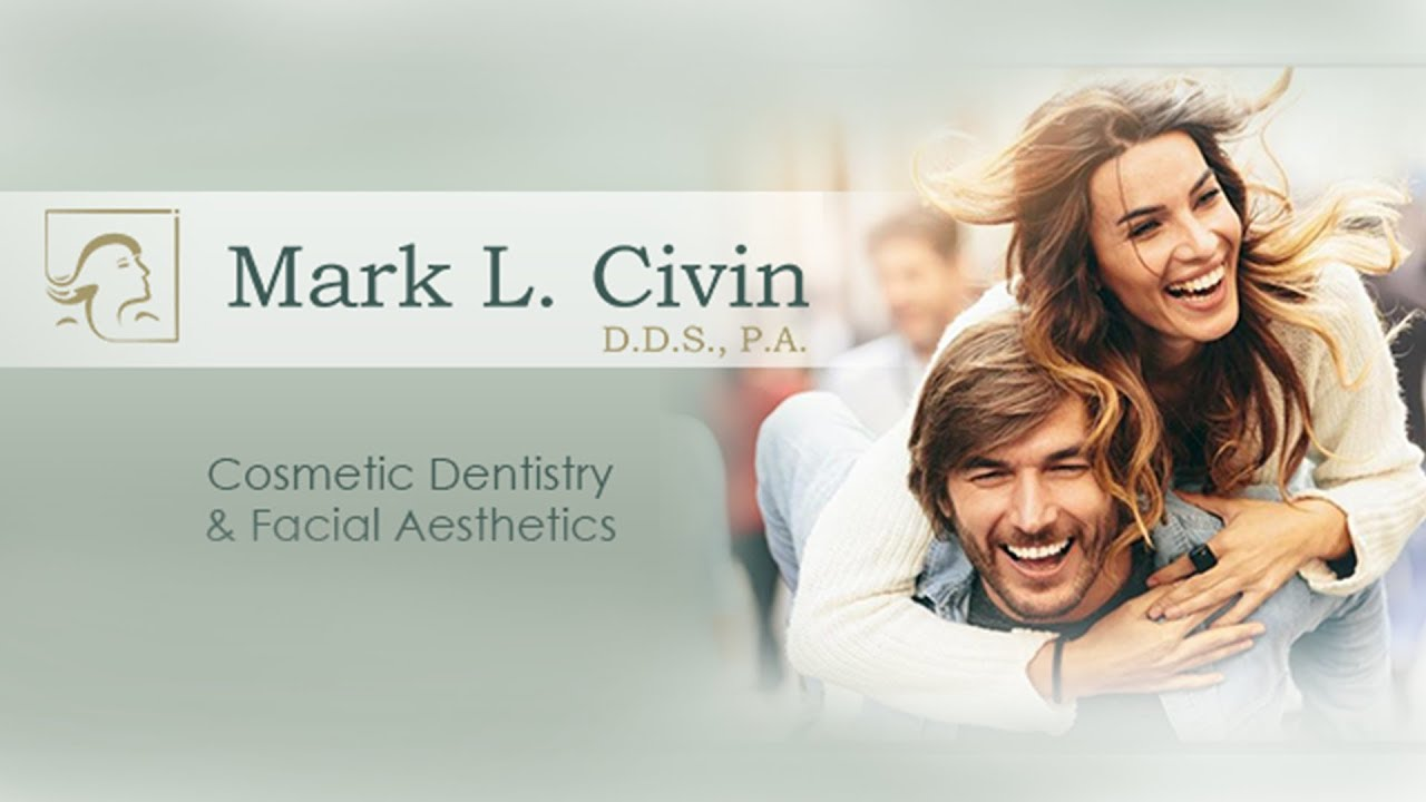 Mark L Civin Dds Pa Palm Beach Gardens Fl Dentist Youtube