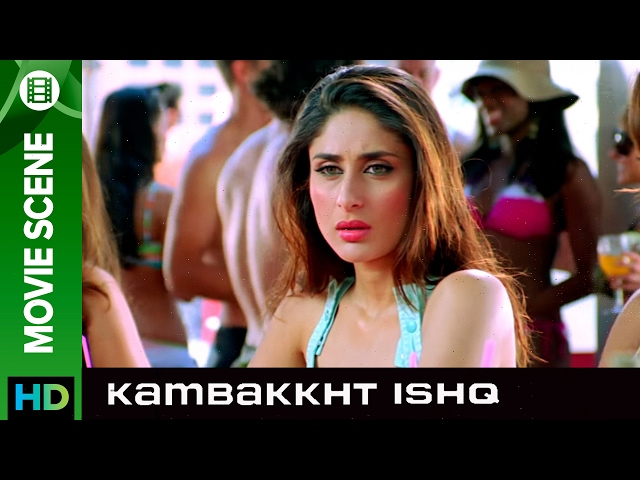 The new love guru in town | Kambakkht Ishq | Movie Scene