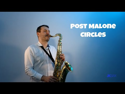 Post Malone - Circles (JK Sax Cover)
