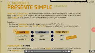 Inglês Intensivo Lição 01 (Presente Simples Negativo)