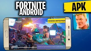 APK FORTNITE ANDROID AND MINIMUM REQUIREMENTS FOR RUNNING MOBILE FORTNITE!! -MattsinLife