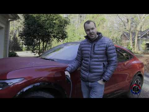 Ezra Dyer Takes a Look at the 2021 Ford Mustang Mach-E AWD