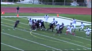 Chase Edmonds - Central Dauphin East - Running Back - '14