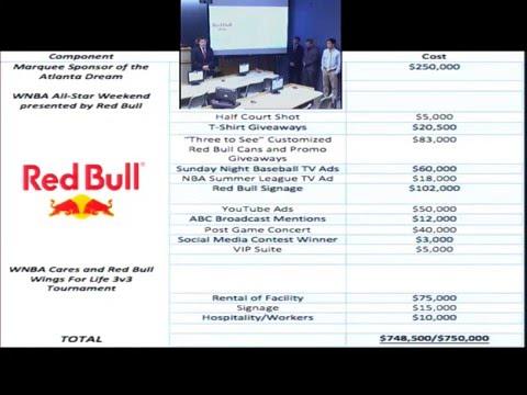 Red Bull Sponsorship Proposal YouTube