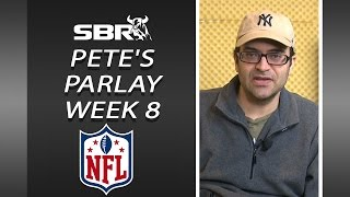 NFL Week 8 Picks with Peter Loshak: Pete