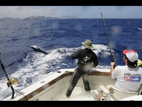 Marlin Masters - Reality Fishing in Cabo Verde - Capt. Zak Conde - 2011 - Spanish/Port version