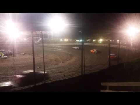 Macon Speedway Hornet Heat Race 9-24-16