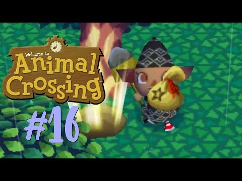 Cheat Codes | Let's Play Animal Crossing GCN | #16
