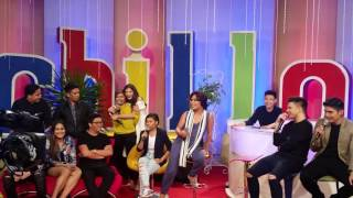 Suklay Diva, Acapella Tatlong Bibe versions on ASAP Chill Out