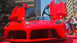 Yorkville Exotic Car Show 2016 Toronto, Canada