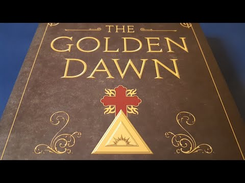 The Golden Dawn - NEW REVIEW! [Esoteric Book Review]