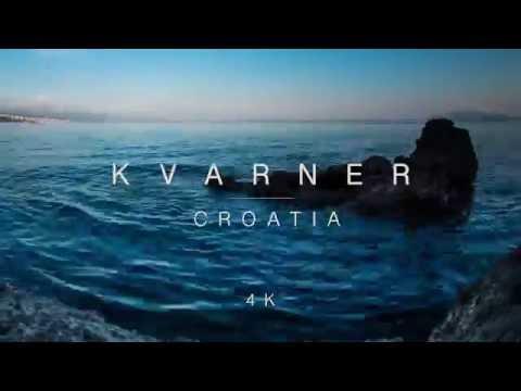 Timelapse Croatia | Hrvatska | Kvarner | Adriatic Sea | 4K