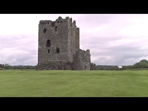 Threave Castle - Castle Douglas - Dumfries & Galloway - Scotland