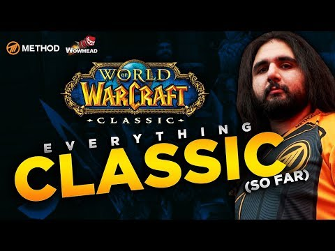 Everything We Know About Classic WoW (So Far)