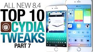 Top 10 iOS 8.4 Cydia Tweaks Part 7 - Taig 8.4 Jailbreak Compatible