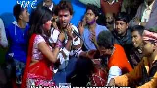 Holi Me मर्दा मरले बा - Bahe Hawa Fagun Ke   Pramod Premi   Bhojpuri Hit Holi Song 2015