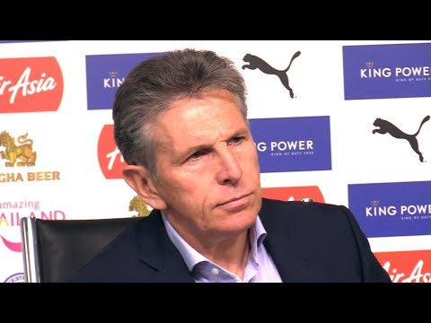 Claude Puel Full Pre-Match Press Conference - Crystal Palace v Leicester - Premier League