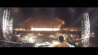 Panda Dub Live Band - Bad Weather RMX // Live at Dour Festival