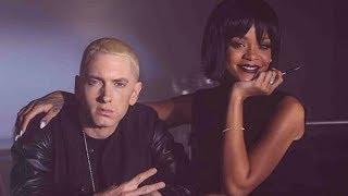 """Eminem & Rihanna Shoot Video for """"The Monster."""""""