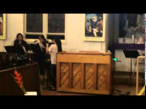 Gathered In  The Love Of Christ by Marty  Haugen  covered