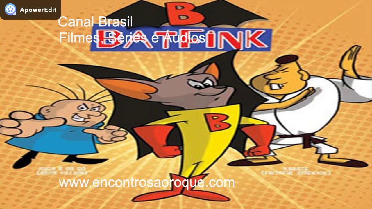 Batfino E Karate Super Herois Do Desenho Animado Antigo Youtube