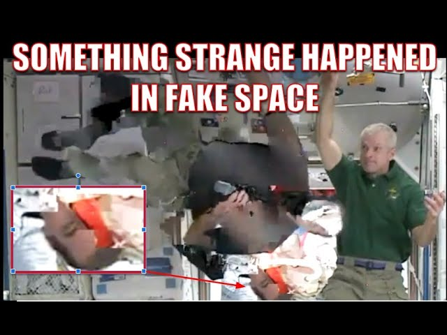 SOMETHING STRANGE HAPPENED ON THE ISS IN 2014