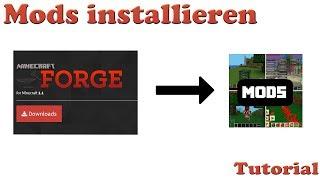 Minecraft MODS installieren | Schnell und einfach