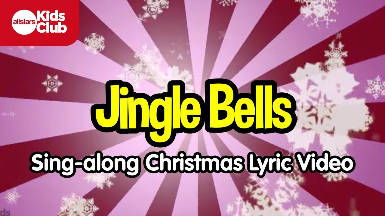 Jingle Bells with Lyrics | Kids Christmas Songs | Christmas Carols 2018 - Sing-along - YouTube