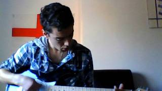 Playing Black Sabbath Children Of The Grave Intro On Guitar