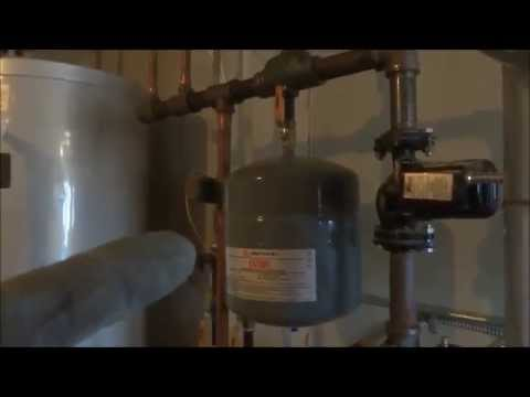 turned water back on to winterzied house:plumbing tips