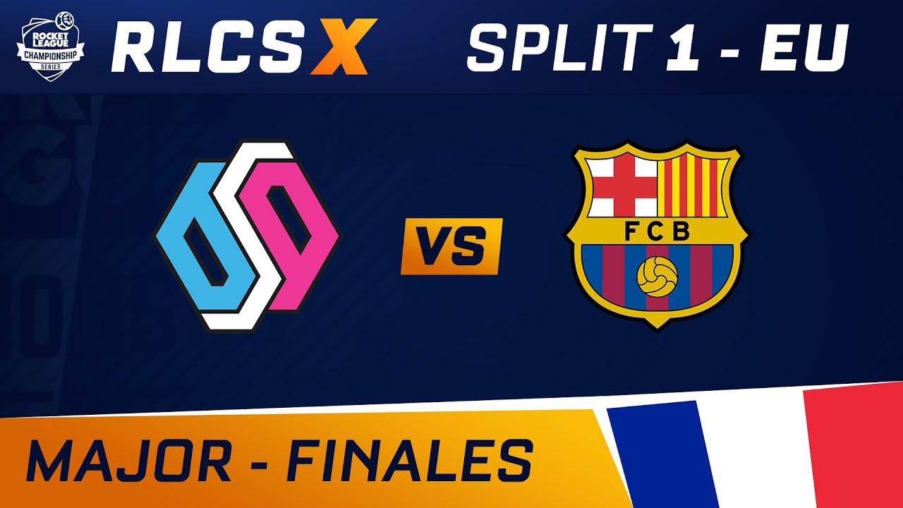 Team BDS vs FC Barcelona - 1/4 FINALE - RLCS X - EU MAJOR
