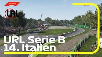 URL Serie B | 14. Ligarennen | Italien 🇮🇹